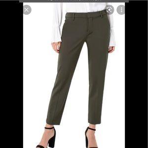 Liverpool olive dress pants